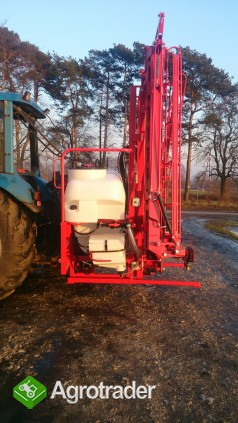 Opryskiwacz polowy zawieszany Agrofart 1000l | hydrauliczny |AF1015HzW - zdjęcie 2