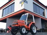 Traktorek KUBOTA SATURN X-20 Kabina 4x4 20 KM wspomaganie