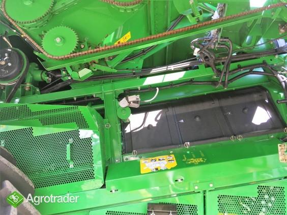 JOHN DEERE S690i - 9,15 M - SPROWADZONY - 2011 ROK - zdjęcie 6