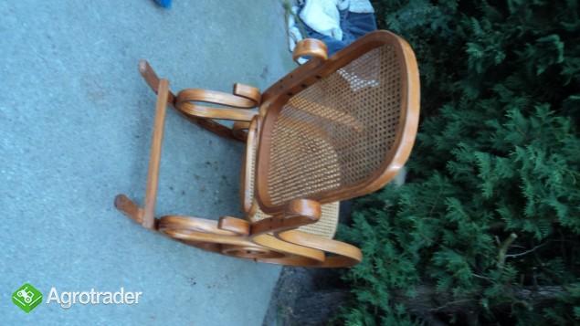 Fotel bujany - zdjęcie 1