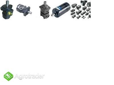 Silnik Sauer Danfoss OMV630; OMH500; OMR375; OMP400 - zdjęcie 4