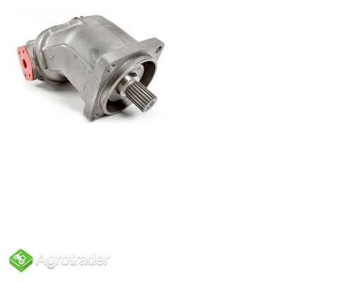 Rexroth silnki hydrauliczne A6VM55HA1U2/63W-VZB020A  - zdjęcie 4