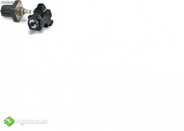 Silniki hydrauliczne REXROTH A6VM107EP1/63W-VZB020HB  - zdjęcie 2