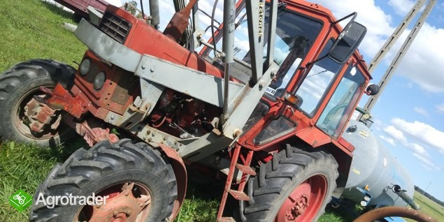 Sprzedam MTZ 82 belarus od rolnika - zdjęcie 2