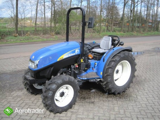 New Holland T3030 - 2015