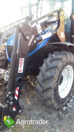 Ciągnik rolniczy NEW HOLLAND - zdjęcie 5