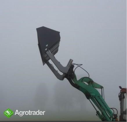 SID Łyżka wysokiego załadunku 1,35 m - zdjęcie 4