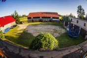 Gospodarstwo rolne (z siedliskiem i domem letniskowym) o pow. 25,52 ha