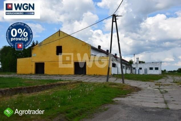 Kompleks budynków produkcyjnych, Kłanino, Gmina Bobolice, powiat Kosza