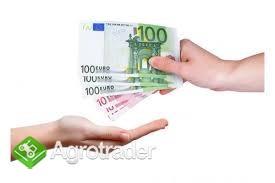 Oferta pożyczki między osobą prywatną