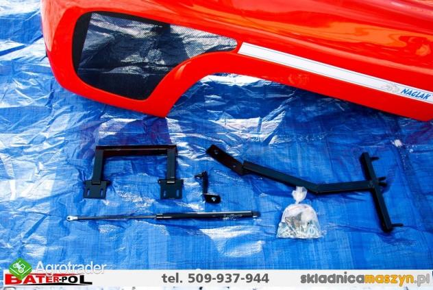 Maska z tworzywa NAGLAK URSUS C-360 z włókna szklanego - zdjęcie 4