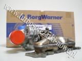 Ford - Turbosprężarka BorgWarner KKK 2.0  53039700342 /  53039700462 /