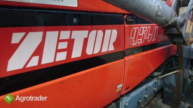 Ciągnik Zetor 9540 Veto FX - zdjęcie 4
