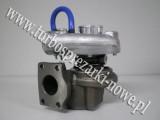 JCB - Turbosprężarka GARRETT 4.0 727266-5002S /  727266-2 /  727266-00