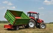 przyczepa rolnicza jednoosiowa Pronar T 654/2