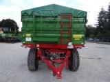 Przyczepa rolnicza dwuosiowa transport PRONAR PT612 12 T