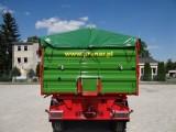 Przyczepa rolnicza tandem TRANSPORT 10T PRONAR T663/1