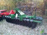 Agregat uprawowo-siewny talerzowy 3m Hydropak Nowy