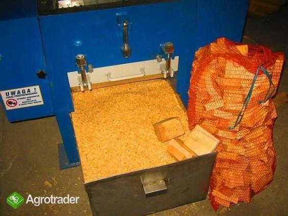 Kruszarka do tworzyw sztucznych oraz nieforemnych odpadów ze stolarni. - zdjęcie 5