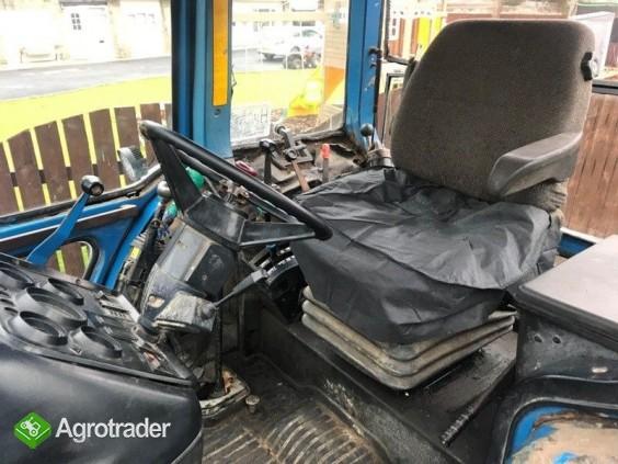 Ciągnik Ford 67I0/ Quicke 434O  - zdjęcie 2