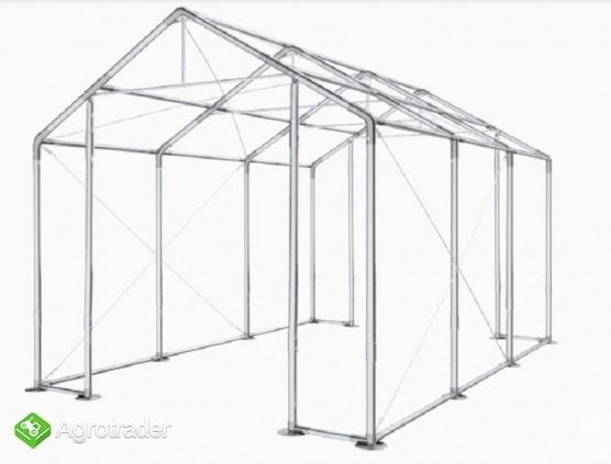 Całoroczna Hala namiotowa 4×6×2,5/3,65m - zdjęcie 1