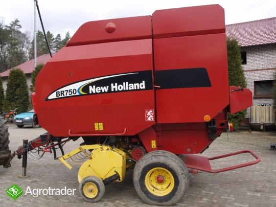 Sprzedam  New Holland BR 750 - zdjęcie 1