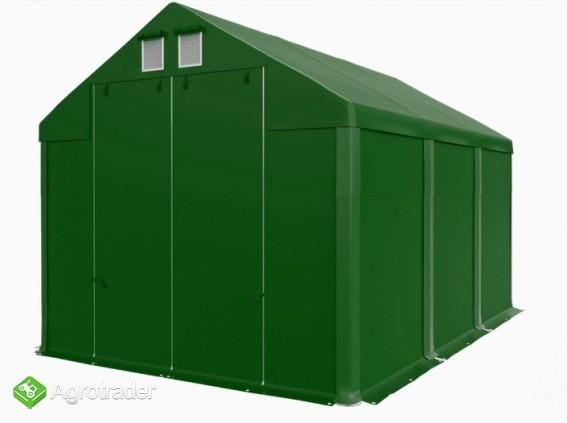 Całoroczna Hala namiotowa 4m × 6m × 2,5m/3,65m - zdjęcie 2