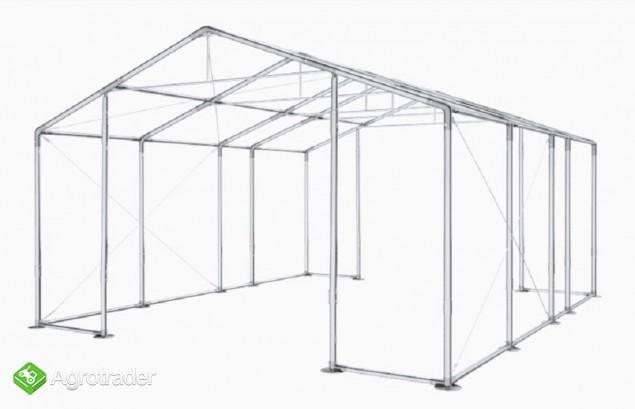 Całoroczna Hala namiotowa 5m × 7m × 2,5m/3,41m - zdjęcie 1