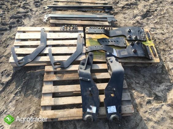 Ładowacz czołowy TUR QUICKE Q46 do NEW HOLLAND T5 CASE Steyr Massey - zdjęcie 7