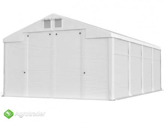 Całoroczna Hala namiotowa 5m × 6m × 2,5m/3,41m  - zdjęcie 3