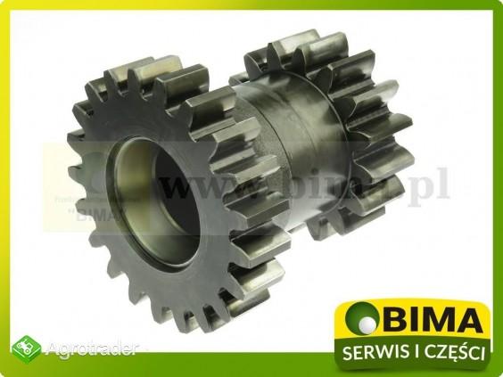 Używane koło zębate wom z16/21 Renault CLAAS 954 MI - zdjęcie 1