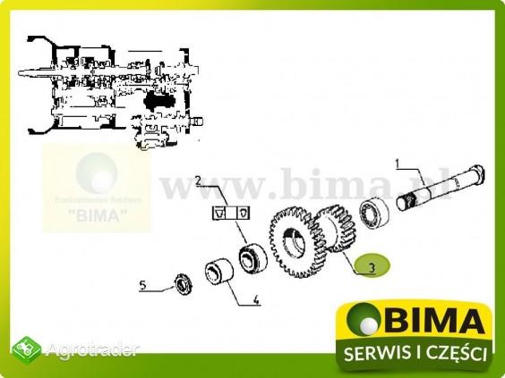 Używane koło zębate wałka Renault CLAAS 103-52,103-54 - zdjęcie 4