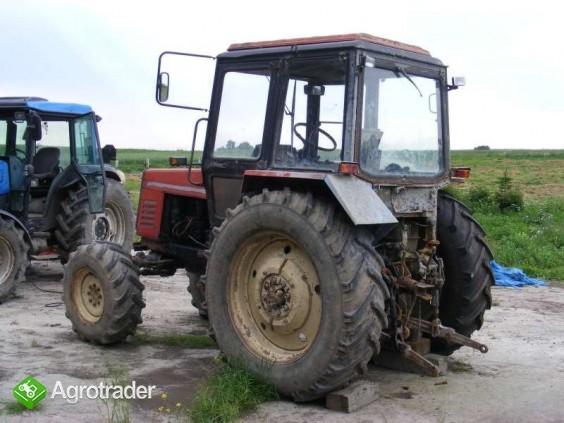 Ciągnik rolniczy mtz 82ts pronar belarus zamienię - zdjęcie 4
