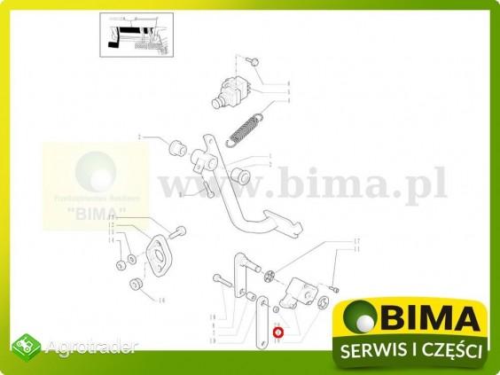 Potencjometr Case IH MXU 110,115,125,130,135,Puma 115 - zdjęcie 2