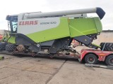 CLAAS LEXION 570 - HEDER S750 SOJA + CONSPEED 8-70 FC - 2008 ROK