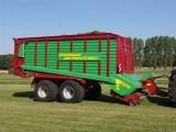 zbiór traw na sianokiszonkę
