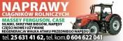 AGRI SERWIS  Naprawy ciągników MASSEY FERGUSON