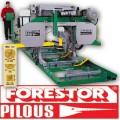 Trak taśmowy elektryczny CTR800S Pilous Forestor