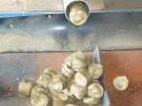 Linie do produkcji brykietu ze słomy