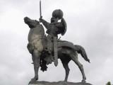 Ukraina,Pushkari.Stajnia koni bylego kolchozuTanio