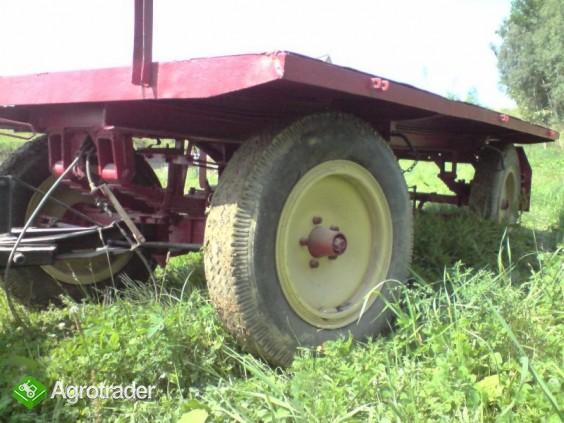 Przyczepa rolnicza - zdjęcie 1