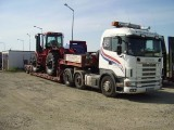 Transport kombajnów,maszyn  600812813