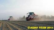 Siew kukurydzy Agro Team
