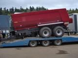 Przyczepa Skorupowa 18 ton