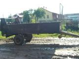 Rozrzutnik 3.5 tony POLSKI