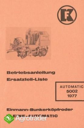 Kleine Automatic 5000, Kleine Automatic 5002 - zdjęcie 1