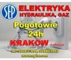 Elektryk Kraków  Tel. 500-837-898 Posiadamy Uprawn