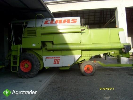 Claas Dominator 96 - zdjęcie 1